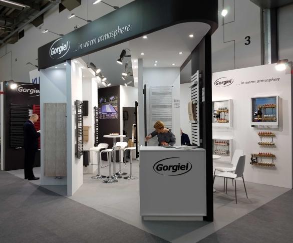 Gorgiel Targi ISH Frankfurt